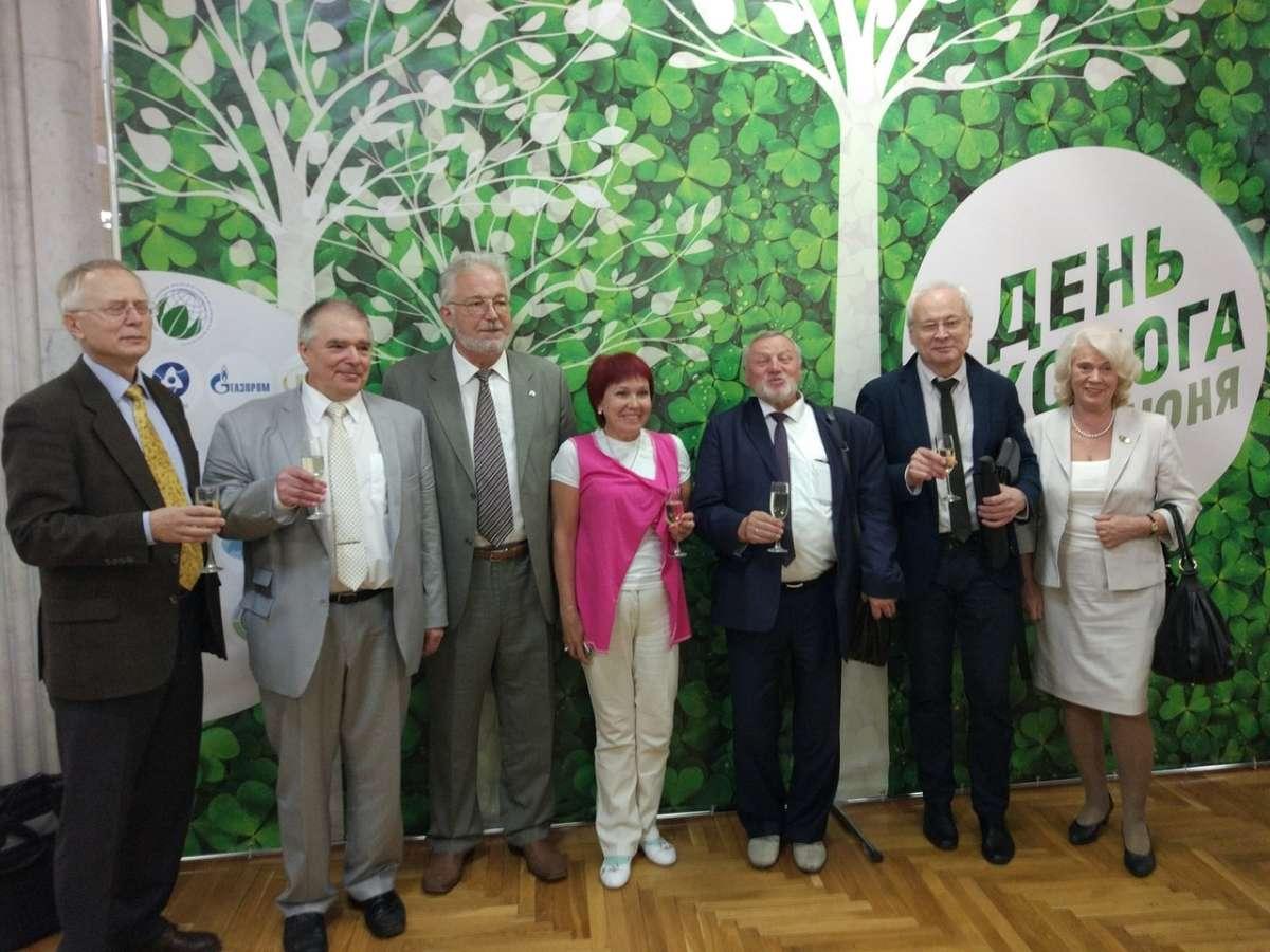 Торжественное собрание в честь Дня эколога  в Администрации Президента РФ