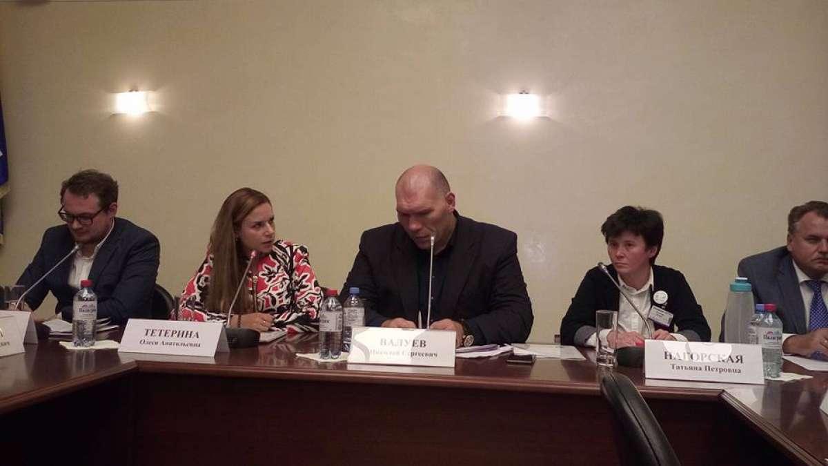 Участие в заседании Общественного совета АНО «Общественный форум «Экология»