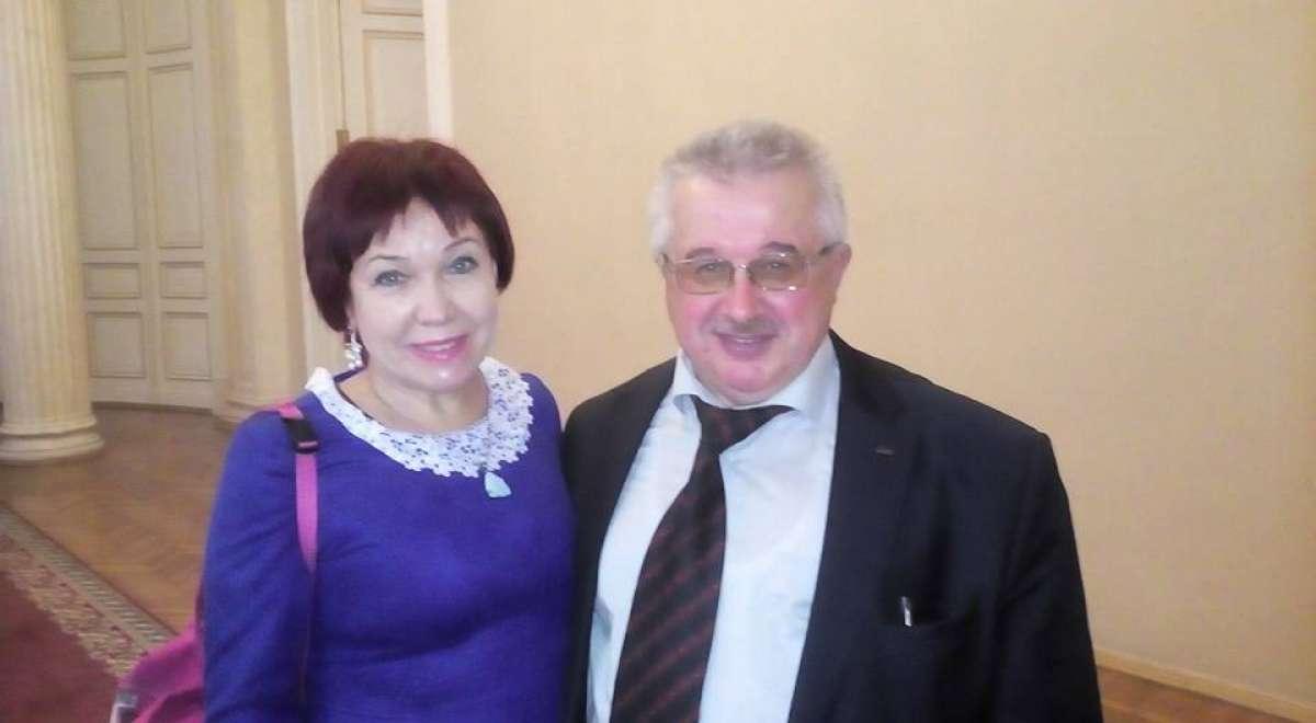 Участие в заседании Постоянной комиссии по природопользованию и экологии ЗАКС СПб