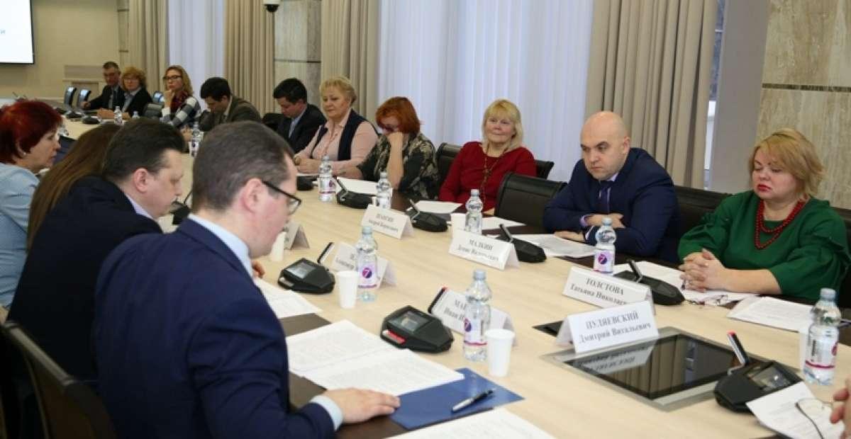 Участие в заседании Совета представителей НКО