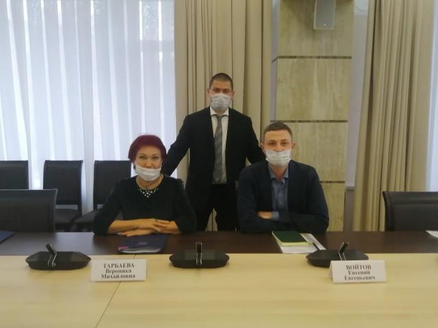 Заседание Совета НКО при Законодательном собрании Ленинградской области