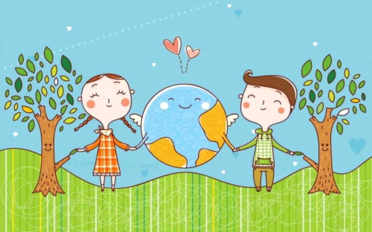 Эколого-просветительский проект  «Дети Земли»