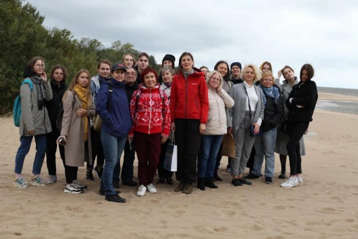 IV экологический лагерь волонтеров Республики Коми 2020